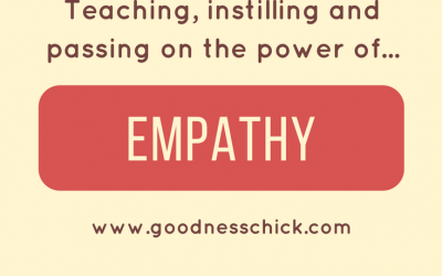 How empathy can make our kids better human beings