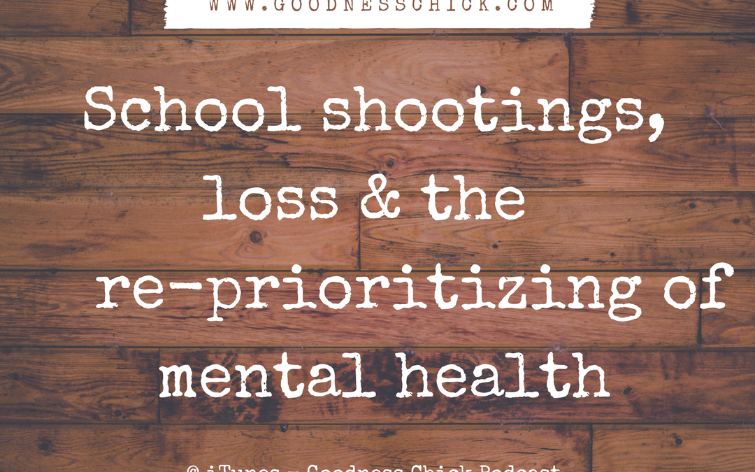 How to talk with our kids about school shootings